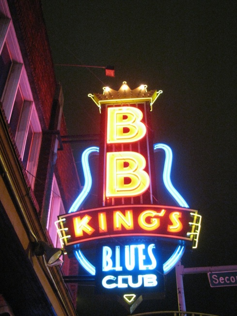 Beale Street BB Kings