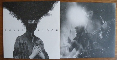 Royal Blood self-titled vinyl