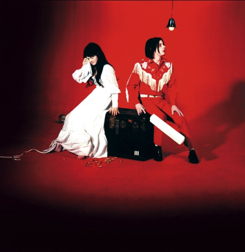 White Stripes Elephant