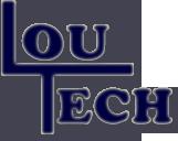 LouTech logo